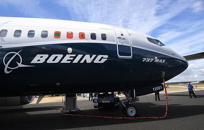 Авиауправление США рекомендует Boeing устранить еще одну проблему в лайнерах 737 MAX