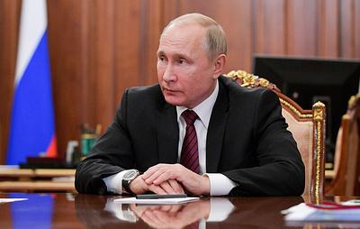 Путин объяснил смысл механизма роспуска Госдумы при вотуме недоверия кабмину