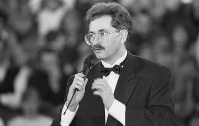 Константин Эрнст о Владе Листьеве: 25 лет назад убили самого популярного человека в стране