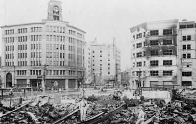 Как проходила бомбардировка Токио 75 лет назад