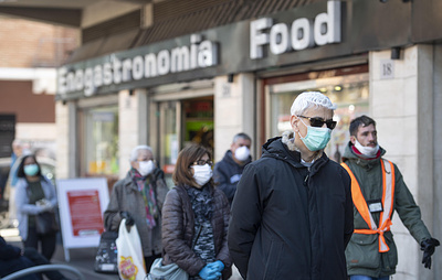 Число жертв коронавируса в Италии превысило 3 тыс.