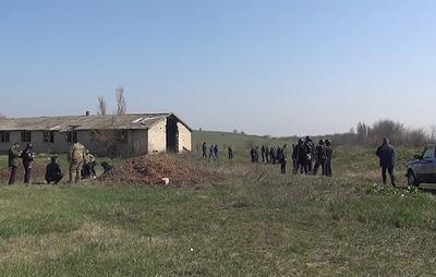 В Кабардино-Балкарии ликвидированы трое боевиков, готовивших теракт