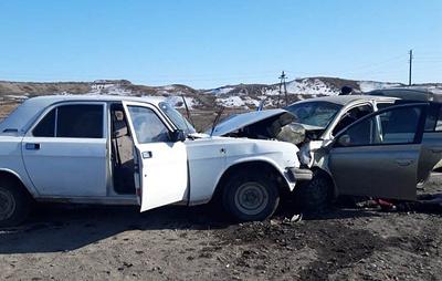 Три человека погибли в ДТП в Туве