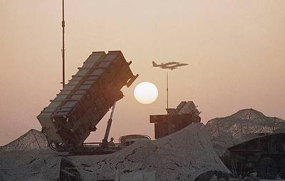 СМИ: две ракеты перехвачены саудовскими ПВО над Эр-Риядом