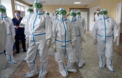 В ВОЗ считают, что пик эпидемии коронавируса в России еще не пройден