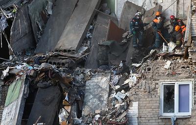 Источник: число погибших при взрыве газа в жилом доме в Орехово-Зуеве выросло до двух