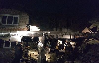 Один человек погиб при взрыве газа в доме в Нижегородской области