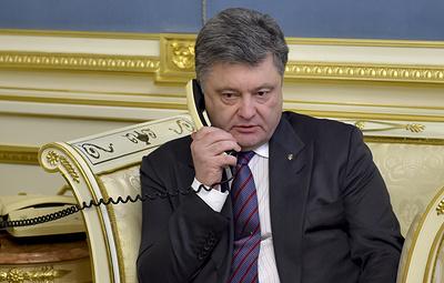 Под внешним управлением, или О чем свидетельствуют разговоры Порошенко и Байдена