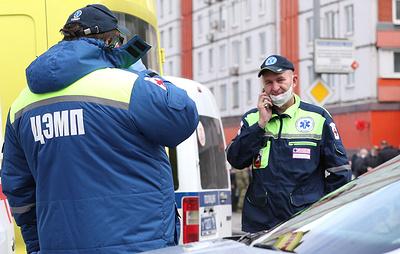 Источник: мужчина, захвативший банк в Москве, требует от сотрудников крупную сумму денег