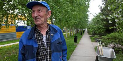 Сквер Михалыча. Как житель Перми превратил пустырь в парк