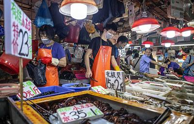 В Китае считают, что рынок в Ухане не был источником коронавируса
