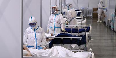 В России снова больше 9 тыс. заражений за сутки. Главное о коронавирусе за 1 июня