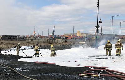Хронология крупнейших случаев разлива нефти и нефтепродуктов в России