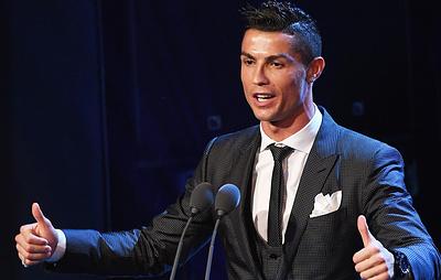 Криштиану Роналду стал первым в истории футболистом, заработавшим миллиард долларов