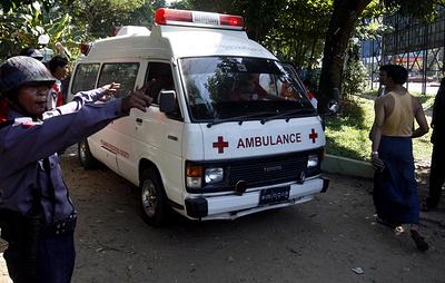 СМИ: 50 человек погибли в результате оползня на шахте в Мьянме