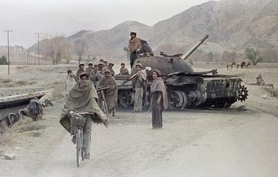 Эхо афганской войны. О чем напомнила американская газетная утка