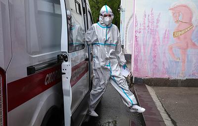 В России за сутки выявили 6 736 случаев заражения коронавирусом
