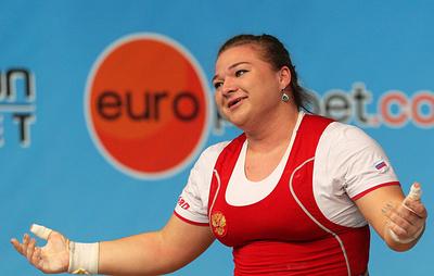 Лидер женской сборной России по тяжелой атлетике Каширина решила пропустить сбор в Рузе