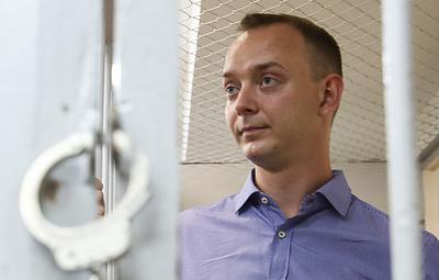 Суд арестовал Ивана Сафронова