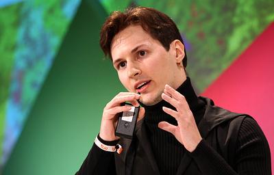 Дуров призвал обязать Apple устанавливать альтернативные магазины приложений на смартфоны