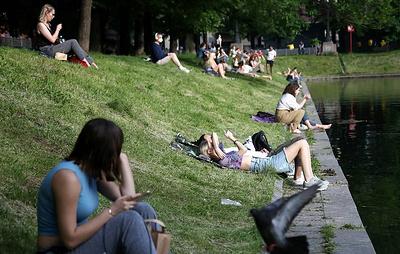 Аномальная жара вернется в Москву 11 июля