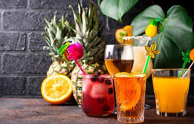 Холодные (безалкогольные!) напитки для знойного лета и как их приготовить