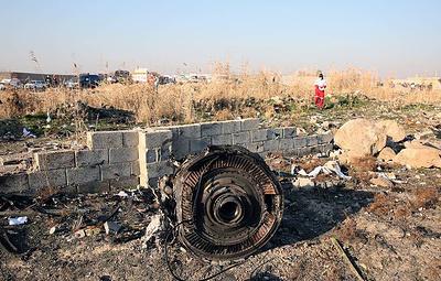 В Иране заявили, что катастрофа украинского Boeing вызвана неверной настройкой расчета ПВО