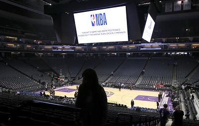 Тесты на коронавирус двух игроков клубов НБА дали положительный результат