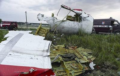 Видевший военные самолеты свидетель крушения MH17 заявил, что готов дать показания в суде