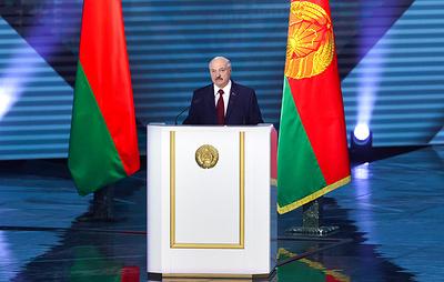Лукашенко заявил о переброске еще одного отряда иностранцев в Белоруссию