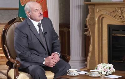 Лукашенко заявил, что не готовит своего младшего сына Николая в преемники