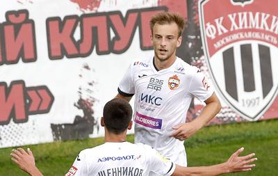 Футболист ЦСКА Кучаев стал автором первого гола чемпионата России сезона-2020/21