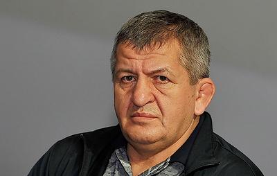 Турнир по ММА памяти Абдулманапа Нурмагомедова пройдет в Москве 9 сентября