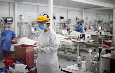 В мире впервые с начала пандемии выявили более 2 млн заразившихся коронавирусом за неделю