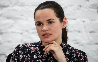 Пресс-секретарь Тихановской анонсировал создание переговорной группы для диалога с ЕС