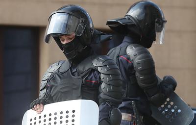 В МВД Белоруссии прокомментировали утечку данных силовиков