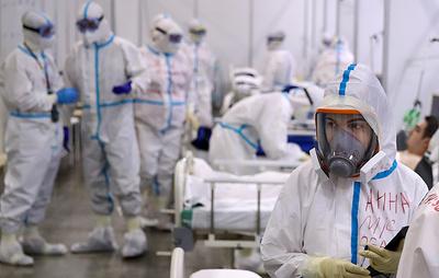 Коэффициент распространения коронавируса в Москве приблизился к 1,2