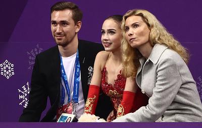 Команда Тутберидзе рассказала, что Плющенко приглашал Загитову к себе в группу