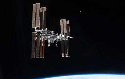 МКС успешно уклонилась от столкновения с космическим мусором