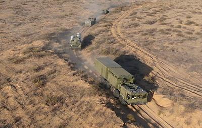Уральский зенитный ракетный полк получил новые системы С-400