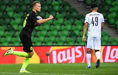 """Последний шанс. """"Краснодар"""" может стать третьим российским клубом в Лиге чемпионов"""