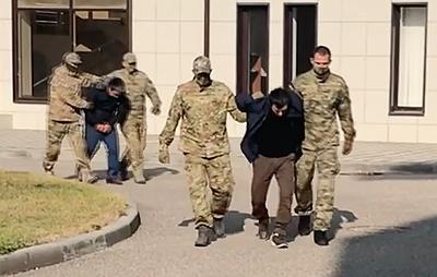 Задержаны два участника нападения на Дагестан в 1999 году