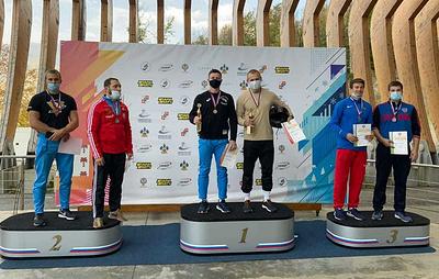 Экипаж Гайтюкевича стал обладателем Кубка России по бобслею в соревнованиях двоек