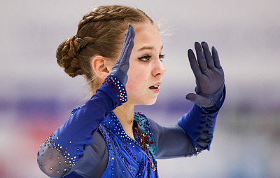 Рекорд подождет. Трусова выиграла этап Кубка России с результатом выше мирового достижения