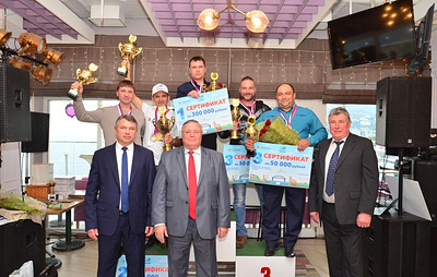 В Симферополе назвали лучших водителей грузовиков в России
