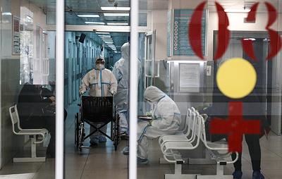 В России за сутки выявили 24 822 заразившихся коронавирусом