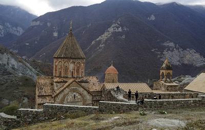 Азербайджанские войска вошли в Кельбаджарский район