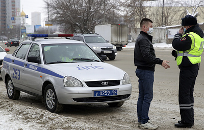 МВД определило восемь оснований для аннулирования водительского удостоверения