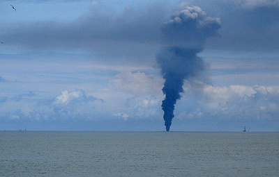 ABC: нефтяной танкер подорвался на мине у побережья Саудовской Аравии