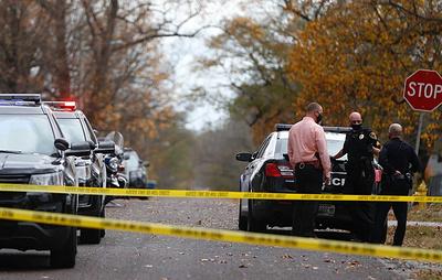 NBC: в Миссисипи не менее 11 человек пострадали при стрельбе в байкерском клубе